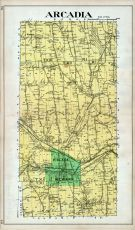 Arcadia, Wayne County 1904